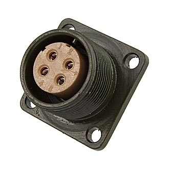 Разъем XM16-4pin*1.5mm block socket