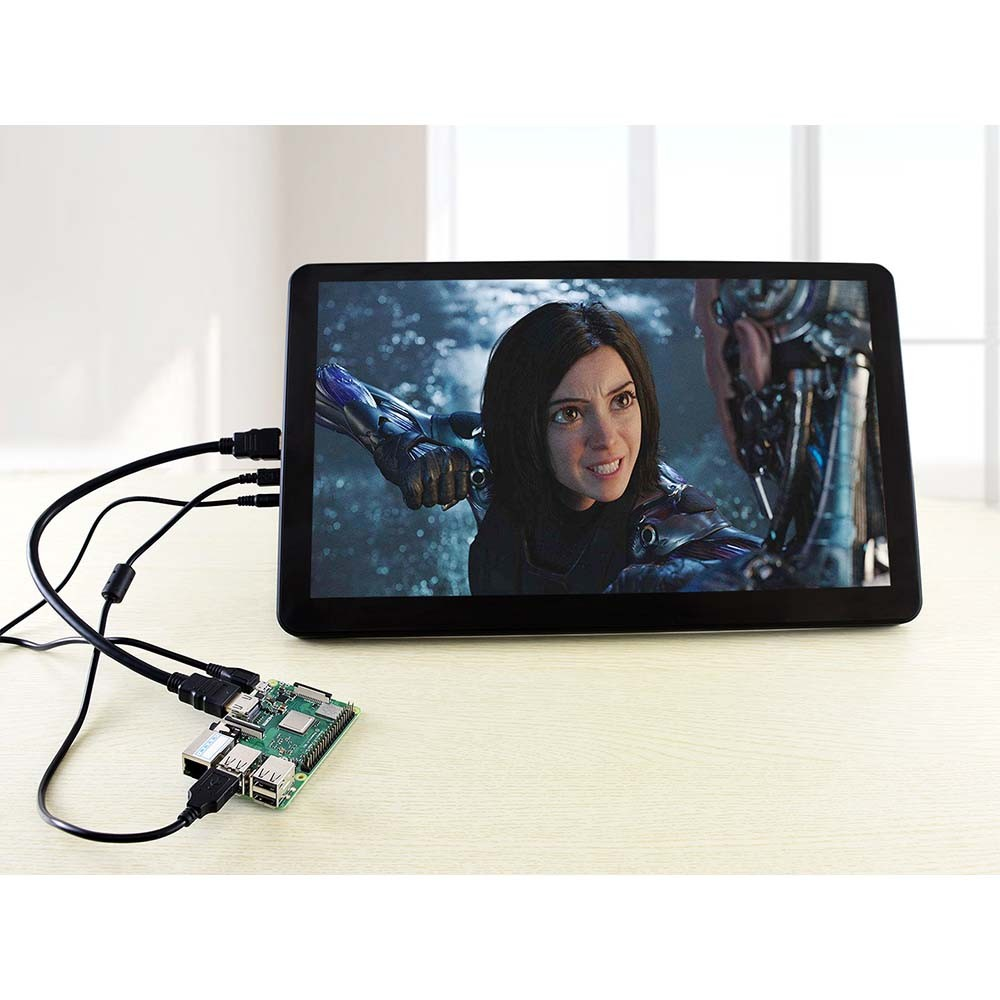 11.6inch HDMI LCD (H) (with case) (for EU), IPS дисплей 1920x1080 px с емкостной сенсорной панелью д