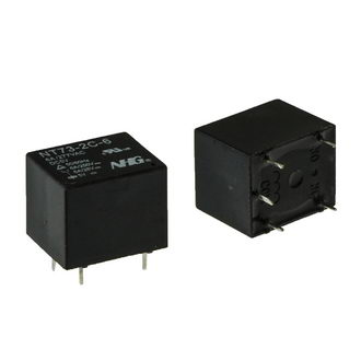 Реле NT73-2-CS-15-DC12V-0.36 FORWARD