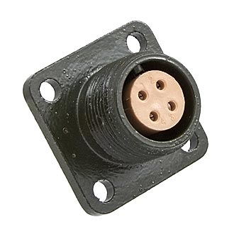 Разъем XM14-4pin*1mm block socket